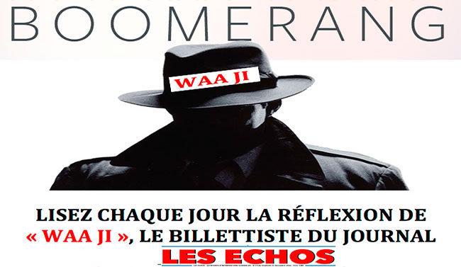 BOOMERANG: Fourmilière