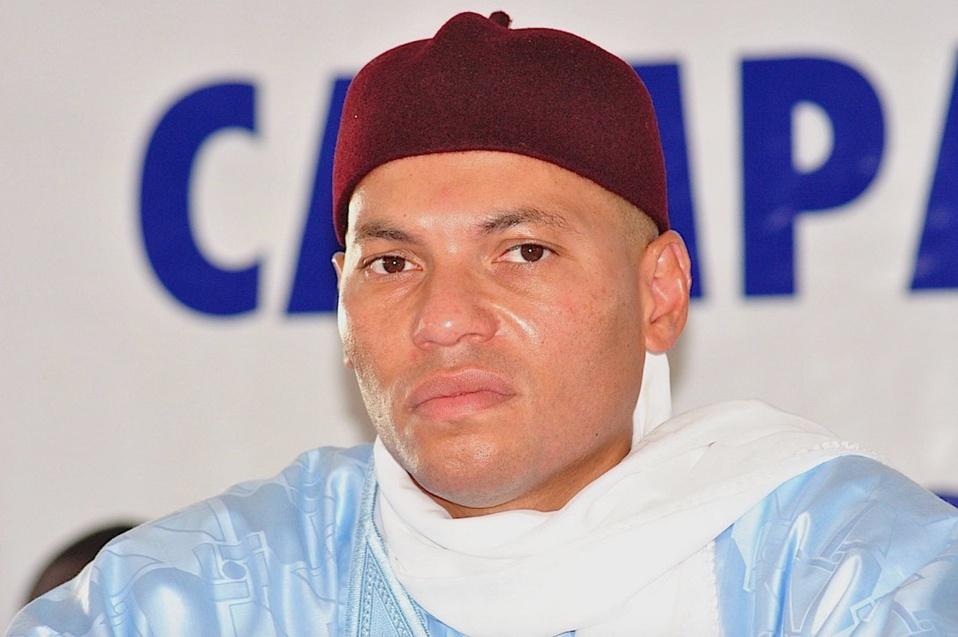 PRÉSENTANT SES CONDOLÉANCES SUITE AU DÉCÈS DU KHALIFE DES MOURIDES: Karim Wade regrette d'avoir été «empêché d'aller à Touba» et d'avoir été expulsé de son propre pays