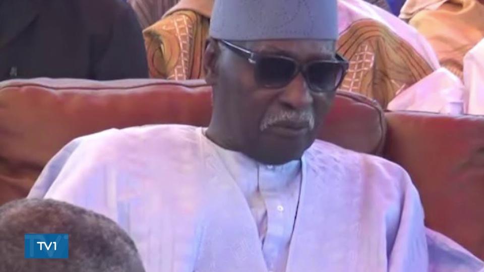 TOURNÉE: Le Khalife de Tidianes Serigne Mbaye Mansour est en Gambie
