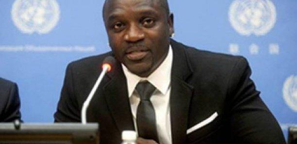 Présidentielle américaine : Akon candidat en 2020