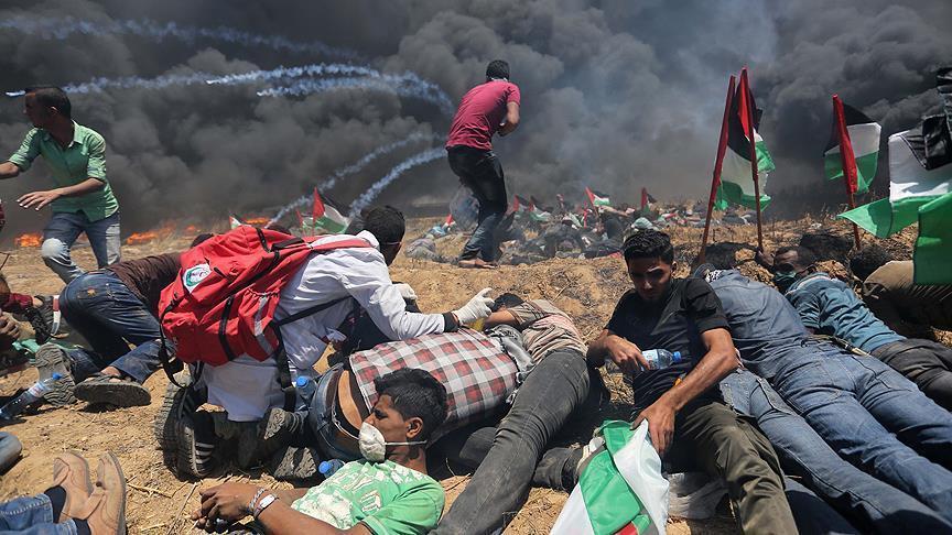MASSACRE DE GAZA: Jacques Faty et Demba Bâ condamnent