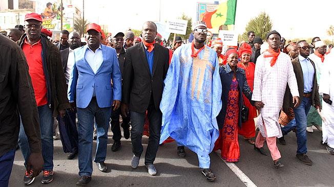 CONVOCATION DU DÉPUTÉ À LA DIC: L'opposition prend fait et cause pour Bamba Dièye, rappelle les cas Moustapha Diop et Mansour Faye et dénonce un régime dictatorial