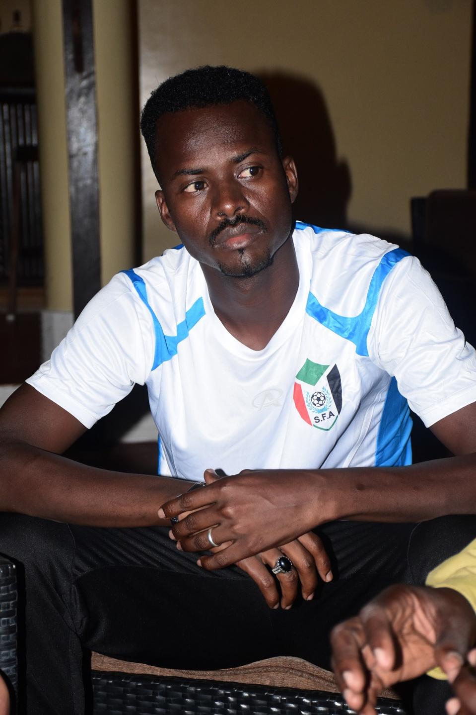 MOHAMED TAHER, CAPITAINE DU SOUDAN: «Les Sénégalais pensent qu'ils sont meilleurs que nous, mais samedi, on va leur montrer le contraire»