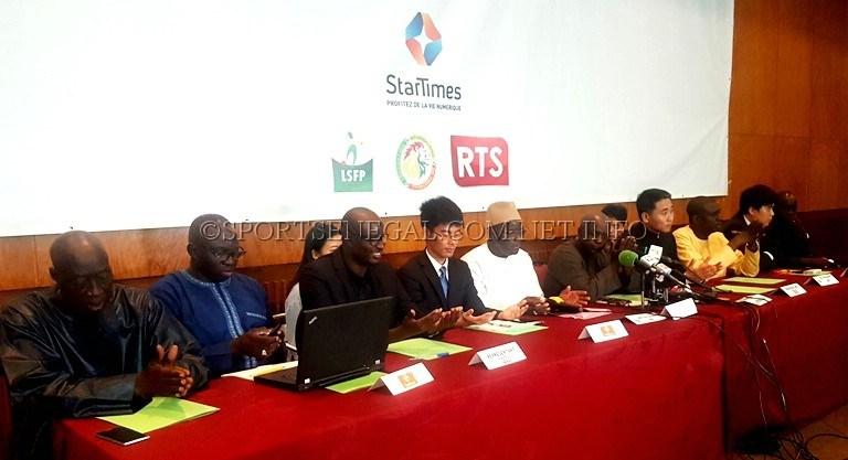 CHAMPIONNAT NATIONAL DE FOOT: Au Sénégal, désormais, c'est «Ligue 1 Startimes»