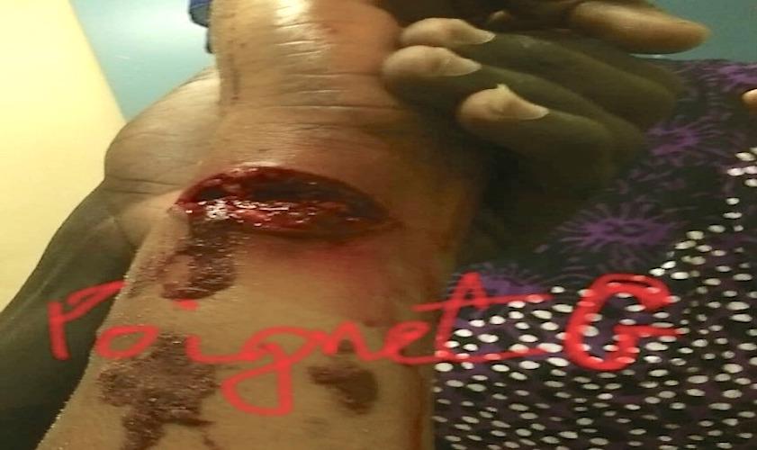 HORREUR A THIAROYE MEDINA 4: Salimata charcute sa coépouse Oumou à la machette