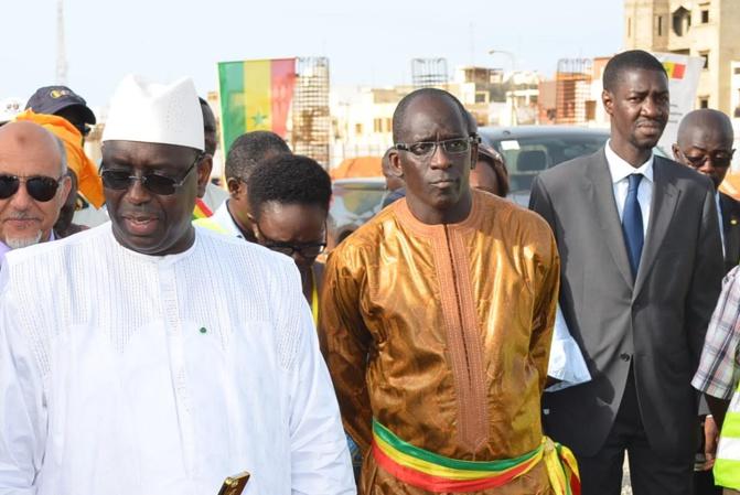 Redistribution des cartes, rééquilibrage des pouvoirs et recompense: Macky Sall promeut Abdoulaye Diouf Sarr patron des cadres républicains