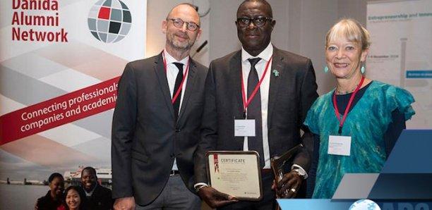 Le Sénégalais Cheikh Mbow, lauréat du ''Prix DANIDA ALUMNI'' 2018