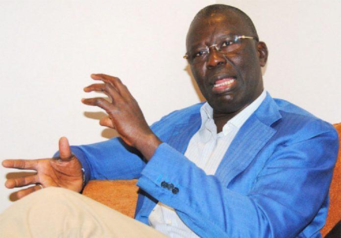 REPROCHES DE SOPHIE GLADIMA SIBY A WADE: Babacar Gaye dénonce «les délires d'une fofolle»