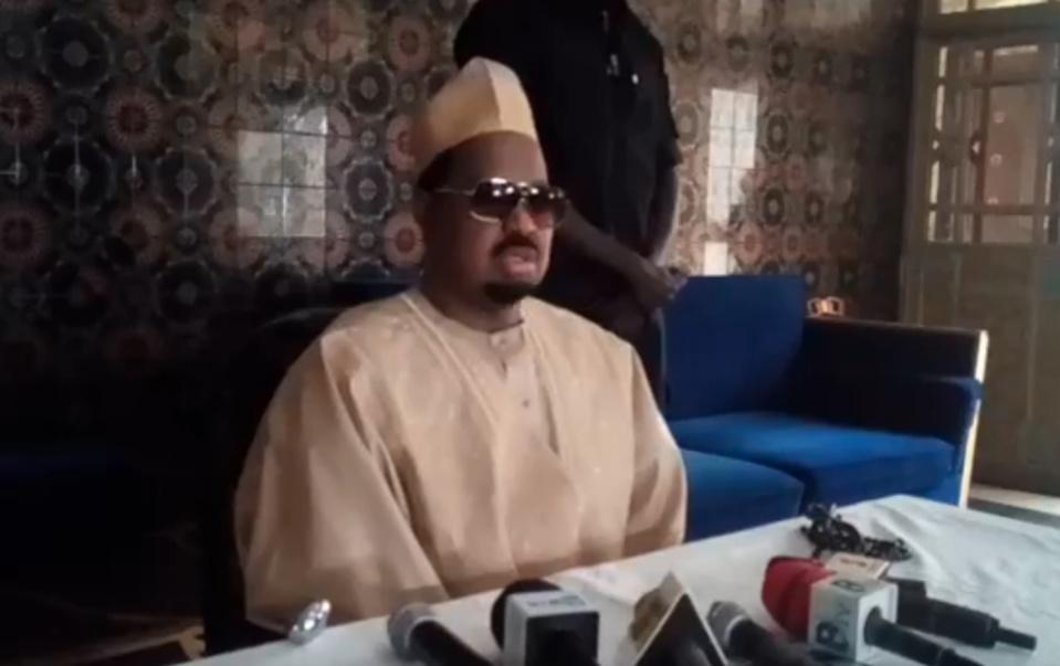 Polémiques autour du lieu d'inhumation de Sidy Lamine Niass: Ahmed Khalifa Niass et les khalifes imposent Kaolack