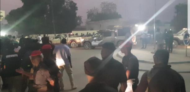 Koda : Chaud télescopage entre Macky et Issa Sall