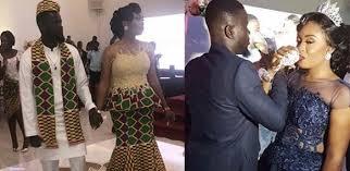 Ruiné par sa femme belge, Eboué se remarie avec sa compagne de galère