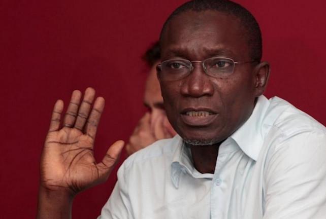 Me AMADOU SALL S'EMPORTE CONTRE LAMINE BA: «J'avais demandé qu'on garde le silence sur les questions d'une actualité très volatile auxquelles on n'a aucune réponse»
