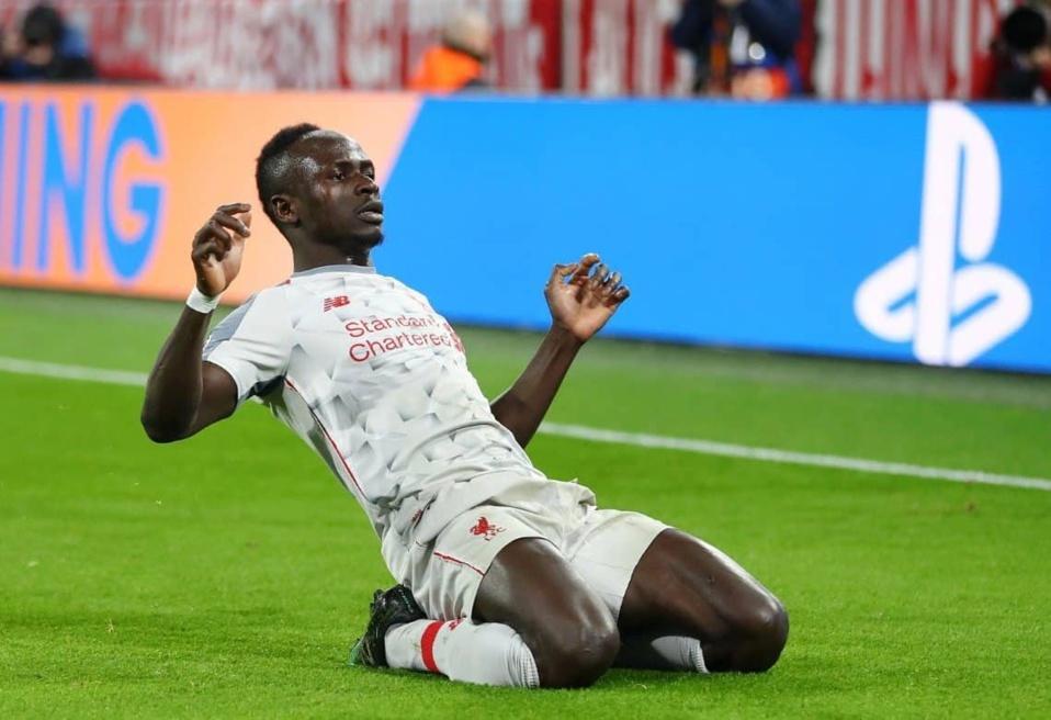 AUTEUR D'UN DOUBLE CONTRE LE BAYERN: Sadio Mané propulse Liverpool en quart de finale