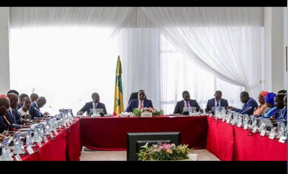 1er conseil de rentrée: Les carences de certains ministres déjà en surface