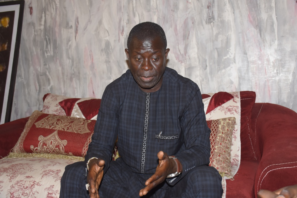 AMADOU DIOP BOY BANDIT S'INCLINE DEVANT L'ENFANT DE BAMBALI : «Sadio Mané est le meilleur joueur sénégalais de tous les temps»