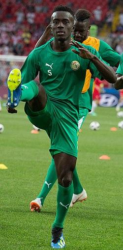 Gana Guèye : «Aller le plus loin possible et rendre fiers les Sénégalais»