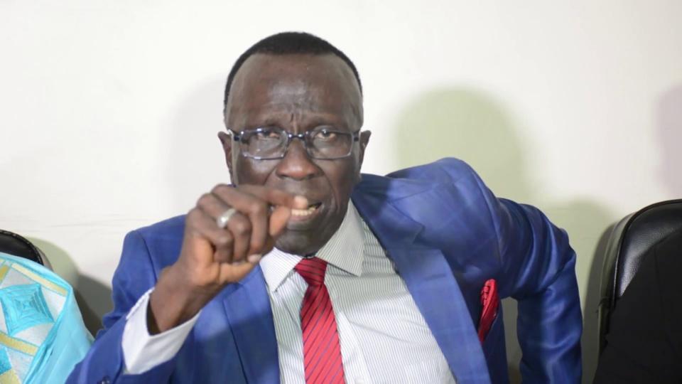 """Sn-Hlm :""""Ché"""" porte plainte contre Ibrahima Camara"""