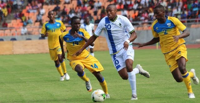 CAN 2019 : La Tanzanie recale son cadet Kelvin John