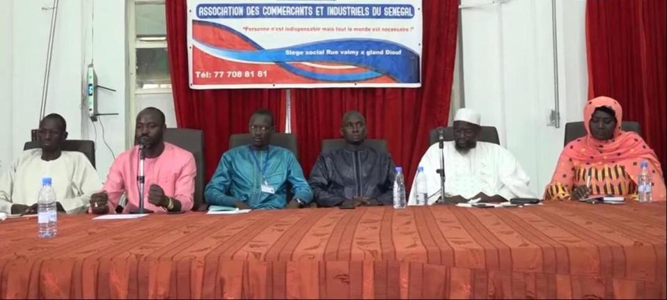 Situation au port : l'Association des Commerçants et Industriels du Sénégal alerte et menace