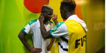COUPE DU MONDE U17 : Le Sénégal éliminé par l'Espagne (1-2)
