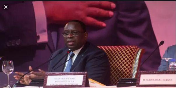 Panel de la (Ccr) au King Fahd Palace: Macky enclenche une guerre d'héritage d'entre ses cadres