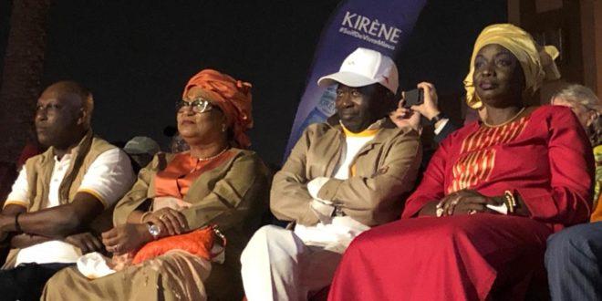 JEUX OLYMPIQUES DE LA JEUNESSE DAKAR 2022 JOUR J-1000: Diagna Ndiaye lance le compte à rebours