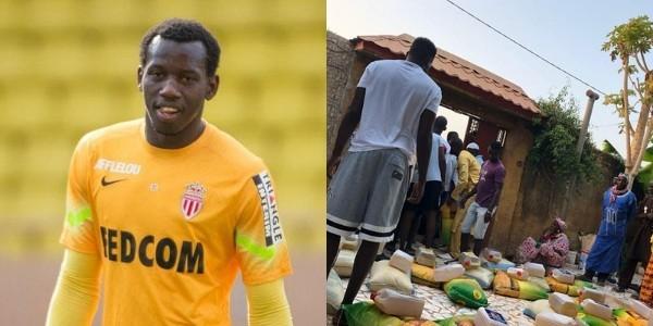 Coronavirus: Seydou Sy fait un important don de vivres à la population de Ziguinchor
