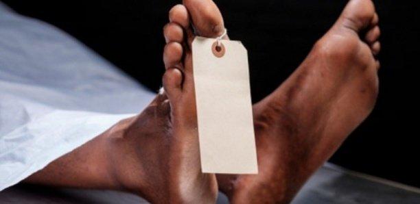 Khombole : Découverte d'un corps sans vie