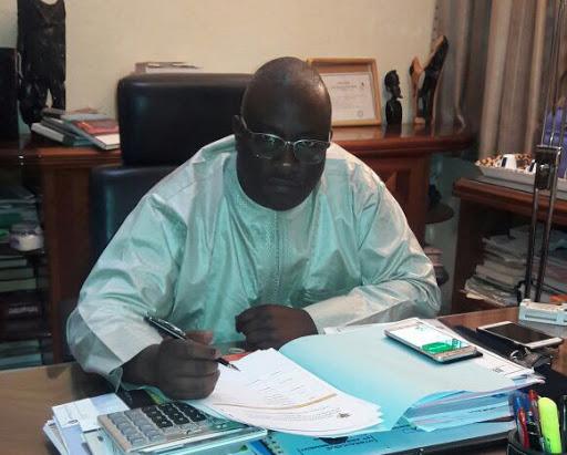 Nécrologie : Babacar Fall PDG de  BF Trading & Services, President Thies sur les rails du développement,en deuil !