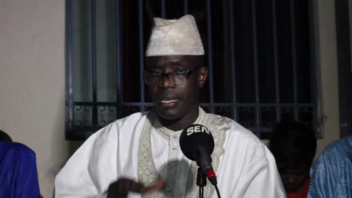 IMAM SERIGNE CHEIKH SALL: «L'Association des imams et arabisants de Touba est derrière Sokhna Aïda Diallo»