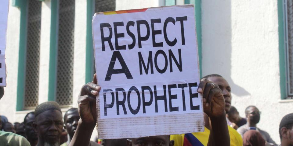 Au Mali, les propos d'Emmanuel Macron sur les caricatures suscitent tensions et inquiétudes à Bamako