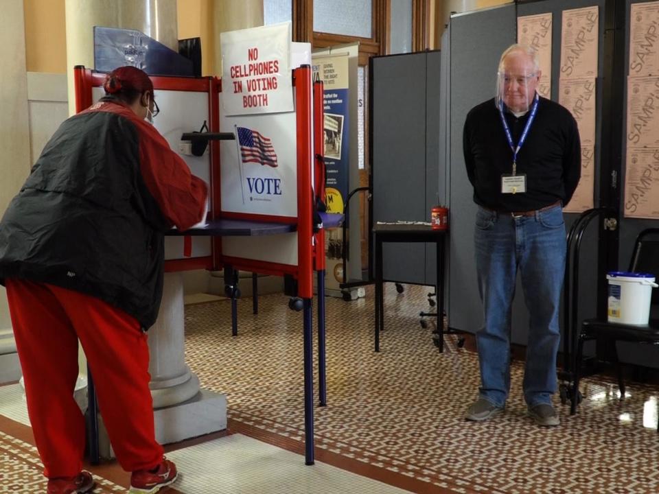 ELECTIONS AMERICIANES 2020 A 24 heures du scrutin, 65% de l'électorat américain a déjà voté