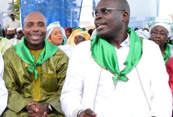 Alliance électorale en vue: Ahmed Aïdara accueille Khalifa Sall et Barthélémy Dias à Guédiawaye