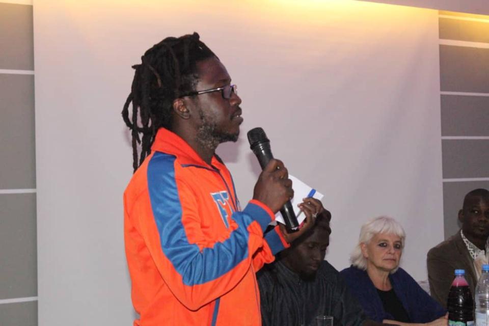 Le monde de l'art à Thies en deuil Mamadi Diallo alias Kamander n'est plus