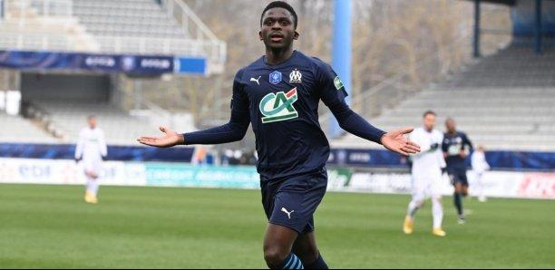 Coupe de France : Bamba Dieng qualifie l'OM devant Auxerre