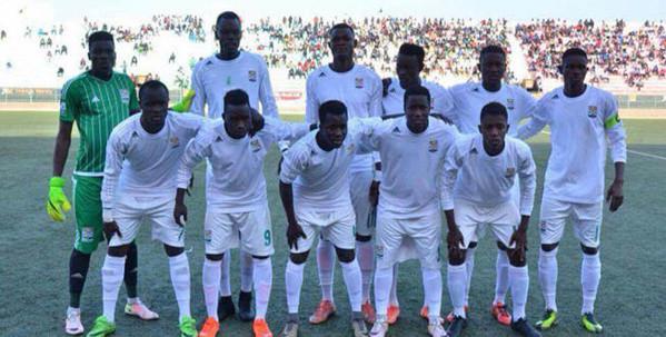 QUALIFIE EN PHASE DE POULE DE LA COUPE CAF: Le Jaraaf du Sénégal rejoint la cour des grands