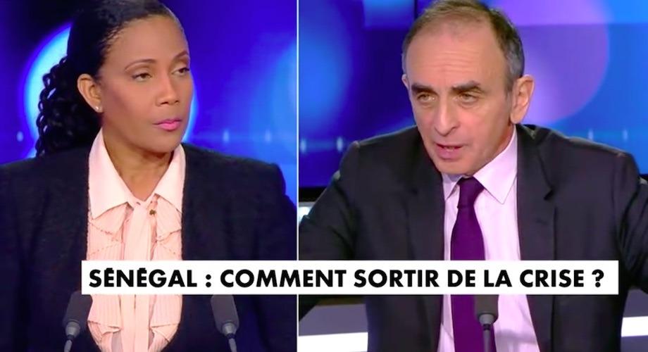 GRAVE REVELATION D'ERIC ZEMMOUR SUR LA LIBERATION DE SONKO «C'est Macron qui a fait pression sur Macky Sall pour que l'opposant soit immédiatement libéré»