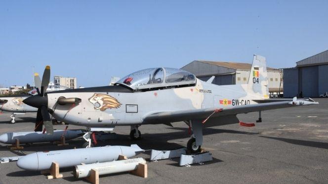FACE AUX MENACES DE TOUTES SORTES: Le Sénégal étoffe sa flotte d'un avion CASA-235 MPA et de quatre aéronefs KA-1S.