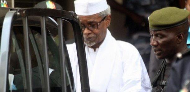 Permission de sortie : Le juge rejette la demande d'Hissène Habré