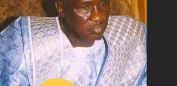 Touba: Décès de Serigne Cheikh Mbacké, khalife de Serigne Modou Faty Khary