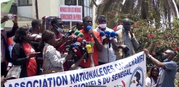 Journée mondiale de la presse : Les journalistes mettent à nu leurs conditions