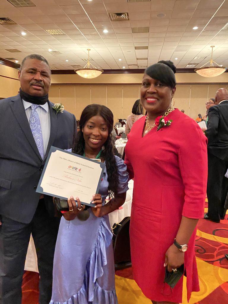 Une jeune sénégalaise accumule les distinction aux Etats-Unis: Rahma Ndao, une surdouée sénégalaise laissée en rade