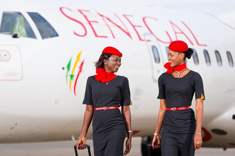 LA COMPAGNIE NATIONALE S'OUVRE SUR LES ÉTATS UNIS Air Sénégal s'apprête à desservir Washington Dulles via New York avec un A330neo