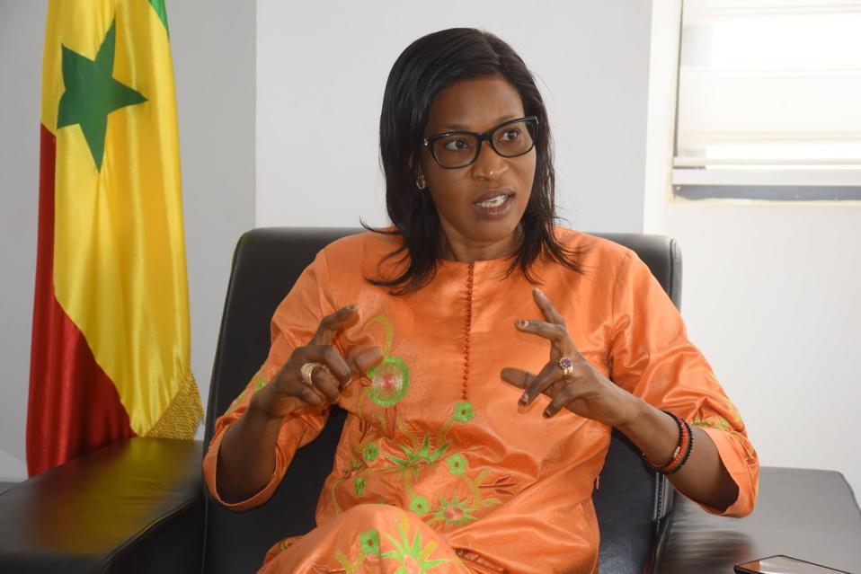 """Zahra Iyane Thiam à coeur ouvert: """"nous avons à dakar des contradictions, mais"""""""