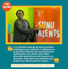 BAABA MAAL «PARRAINE» SUNU TALENTS  «Le Sénégal regorge de jeunes talents artistiques non exploités»