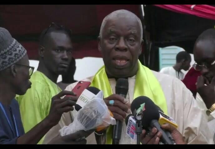 Département de Tivaouane: Diop Sy achève la route de Keur Salla.