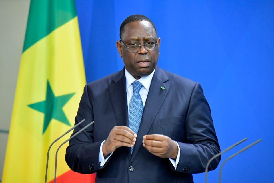 MACKY SALL RASSURE LES SÉNÉGALAIS «Tant que je serai président du Sénégal, il n'y aura pas de légalisation de l'homosexualité»