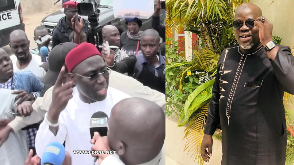 Fin de l'émission wareef: Madiop Diop et Ndoye Bane ont failli en venir aux