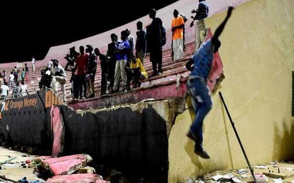 4 ANS APRES LE DRAMATIQUE STADE DE MBOUR-OUAKAM  Le stade Demba Diop fait sa toilette