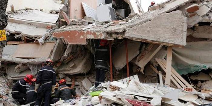 Cité Belvédère : un couple et leur fille de 11 ans périssent dans l'effondrement de la dalle de leur maison